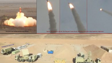 Photo of New Iranian air defense systems hit all targets