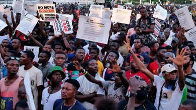 Photo of African Union slams police violence against protesters in Nigeria