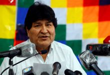Photo of Bolivia court drops 'terrorism' charges against Morales, annuls arrest warrant