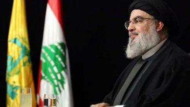Photo of Sayyed Nasrallah Speaks on Arbaeen