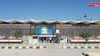 Photo of Damascus International Airport Re-opened for Flights