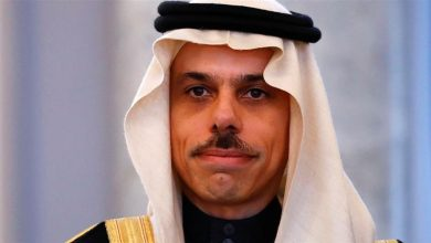 Photo of Zionist Saudi FM Calls for Israeli-Palestinian 'Peace' Talks