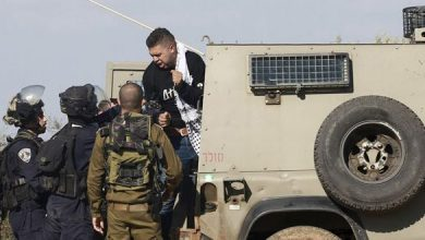 Photo of Israeli occupation forces arrest five Palestinians in West Bank