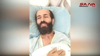 Photo of VIDEO: Palestinian prisoner sends message to Syria after 90-day-long hunger strike