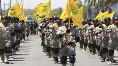 Photo of Nujaba Movement Calls for US Troops' Expulsion from Iraq