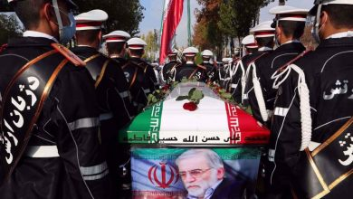Photo of Nuclear scientist laid to rest as Iran vows to continue his work