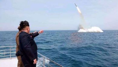 Photo of N Korea building 2 submarines capable of launching ballistic missiles: South