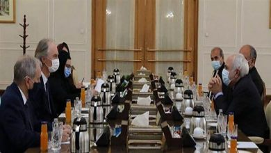 Photo of Iran calls for lifting sanctions imposed on Syria