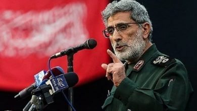 Photo of IRGC Quds Force Commander: US Not Qualified for Talks