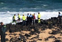 Photo of 4 refugees die as boat capsizes off Spanish island of Lanzarote