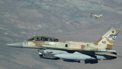 Photo of Zionist regime's warplane presence over Lebanon as tensions way deep over Iranian scientist's assassination