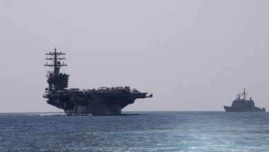 Photo of Satanic US deploys Nimitz aircraft carrier back to Persian Gulf as tensions rise with Iran