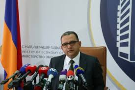 Photo of Armenia's Minister of Economy Submits Resignation