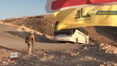 Photo of VIDEO: Moments when Nusra Terrorists Surrendered to Hezbollah Fighters in Arsal-Qalamoun Barrens