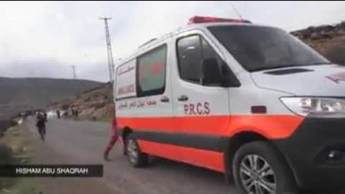 Photo of Rabid dog Israeli forces forcibly remove wounded Palestinian man from ambulance: video