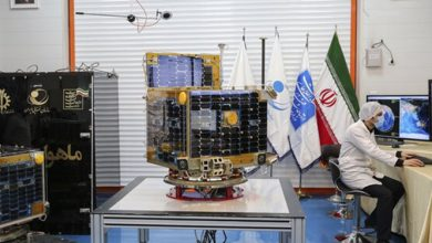 Photo of Academic Official: Iran's Zafar 2 Satellite Ready to Launch