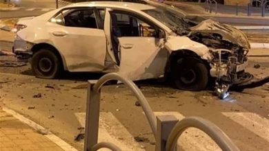 Photo of Car Bombing Occupied Lands Injures One