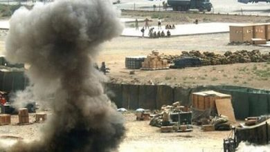 Photo of Rockets hit Bagram airport largest US base in Afghanistan