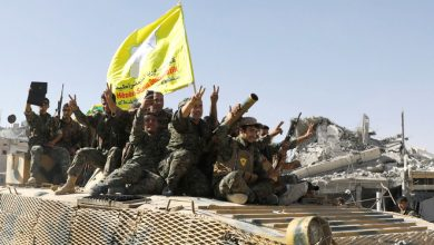 Photo of Terrorist SDF rejects handing over key town to Syrian gov't, asks Russia to intervene
