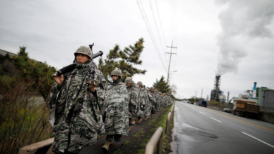 Photo of US returns 12 military sites to S. Korea after years of haggling