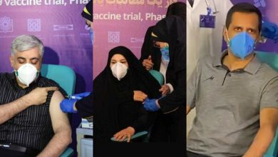 Photo of Iran's Coviran vaccine Phase I clinical trial: Volunteers get first shots