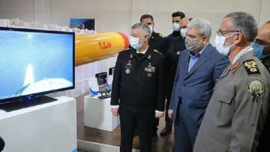Photo of Iran produces a copy of the American Hellfire missile