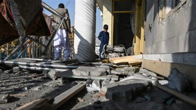Photo of Multiple rockets strike Kabul, kill at least one civilian