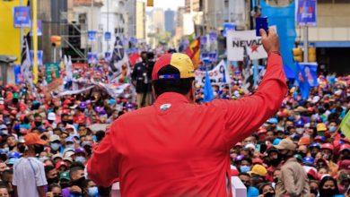 Photo of Venezuelans start voting for parliamentary elections despite opposition boycott