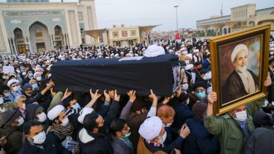 Photo of Leader offers condolences on demise of Iranian cleric Ayatollah Yazdi