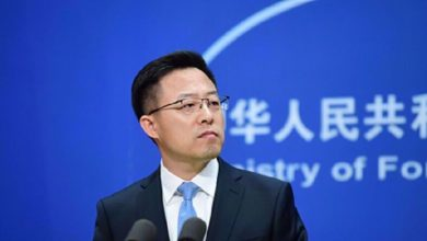 Photo of China says US should 'unconditionally' lift Iran sanctions, return to 2015 nuclear deal