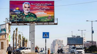 Photo of Qassem Soleimani paragon of piety and personification of resistance