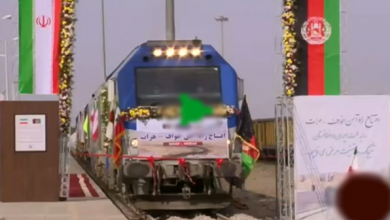 Photo of Iran, Afghanistan inaugurate joint railway project