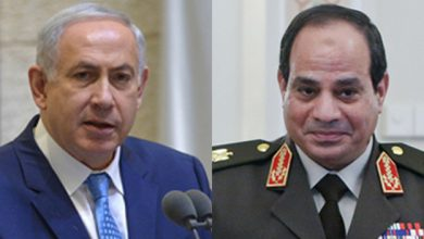 Photo of Zionist Netanyahu to Visit Egypt on Invitation from Zionist Sisi: Report
