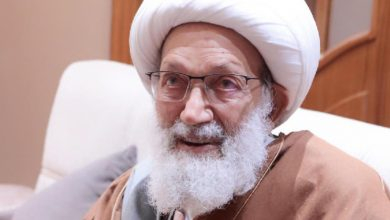 Photo of Sheikh Issa Qassem: Resistance Martyrs & Leaders are Umma's Pride, Bahrain Should Follow Their Path