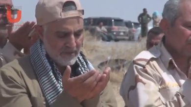 Photo of VIDEO: New Footage Shows General Suleimani, Hajj Al-Muhandis in Iraq's Battlefield