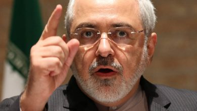 Photo of Zarif to US President: We Don't Shy from Crushing Aggressors