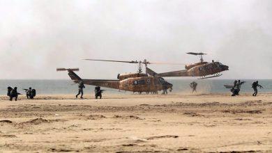Photo of Iranian Army's Ground Force starts drill on southeastern Makran coast