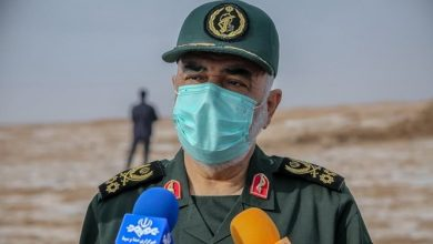 Photo of IRGC Top Commander: Iran's Strategy Entails Ballistic Missiles Raining Down on Hostile Warships