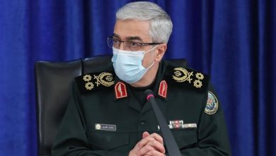 Photo of Iran's Top Commander: Enemies Frustrated by Recent Wargames