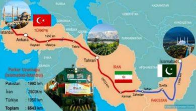 Photo of Iran, Turkey sign accords for Pakistan, China railway link