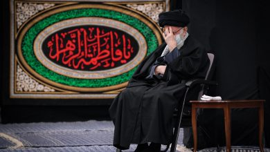 Photo of PHOTOS: Mourning ceremony for the martyrdom of Hazrat Fatima (PBUH)