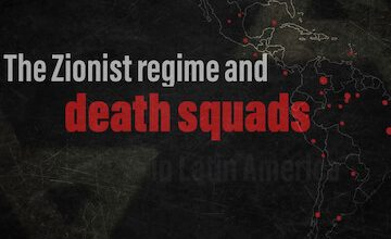 Photo of VIDEO: The Zionist regime and death squads in Latin America!