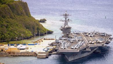 Photo of Great Satan US sends carrier to South China Sea after Beijing gives fire order