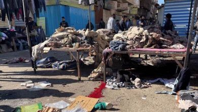 Photo of Bomb attacks leave many casualties in Iraqi capital