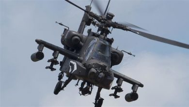 Photo of US military Apache helicopter goes down in Syria's Hasakah: Report