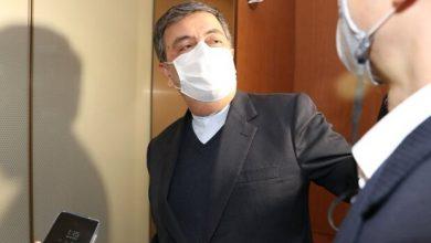 Photo of Iran envoy, Korean FM official meet to discuss tanker seizure