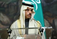 Photo of Rhetoric or retreat: Saudi FM says hands outstretched to Iran