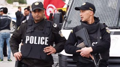 Photo of Tunisian protesters, security forces clash after police beating of shepherd
