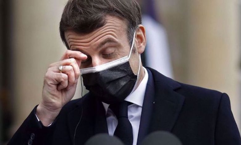 Photo of Zionist French President rules out official apology for French colonial atrocities in Algeria