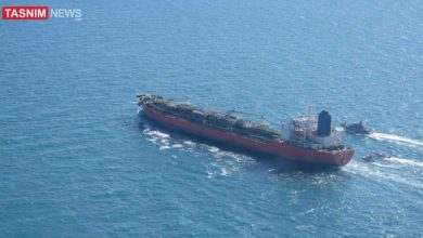 Photo of BREAKING: Iran's IRGC seizes South Korean-flagged tanker in Persian Gulf over environmental violations